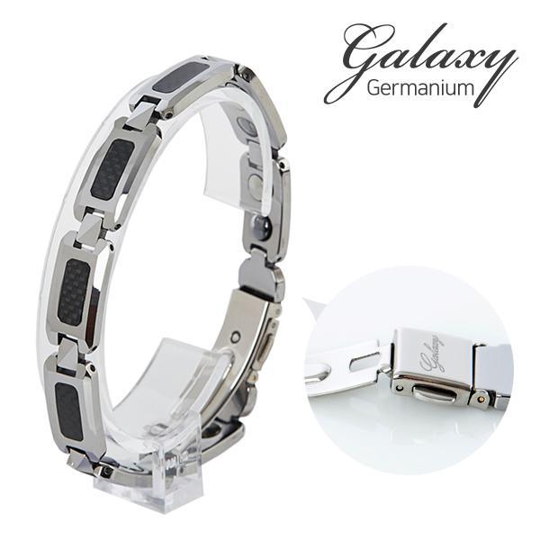 [Galaxy] 갤럭시 게르마늄 헬스케어 플래티늄 텅스텐 팔찌